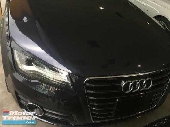 2013 AUDI A7 Unregisted Audi A7  (2013)