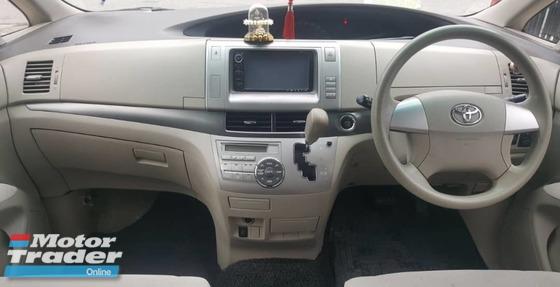 2008 TOYOTA ESTIMA 2.4 8 Seat Power Door