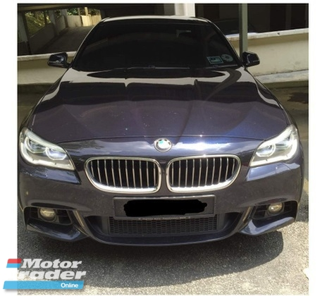 2014 BMW 5 SERIES 528i 2.0 M SPORT REG DEC 2014