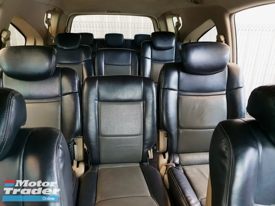 2011 SSANGYONG STAVIC TURBO DIESEL 11 SEATER