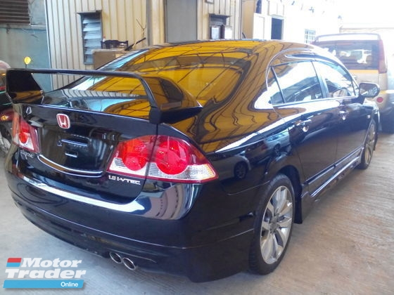 2010 HONDA CIVIC 1.8S