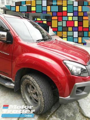 2014 ISUZU D-MAX 3.0L 4X4 DOUBLE CAB (A)