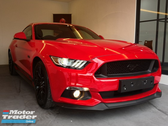 2016 FORD MUSTANG 5.0 V8 GT =NO GST=NO SST= Shaker Premium Sound System