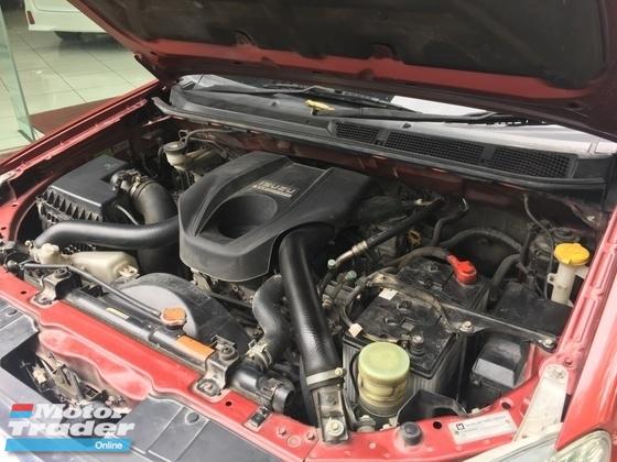 2015 ISUZU D-MAX 2.5L 2WD (M) VGS DIABLO
