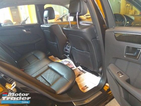 2013 MERCEDES-BENZ E-CLASS E250 Avantgarde