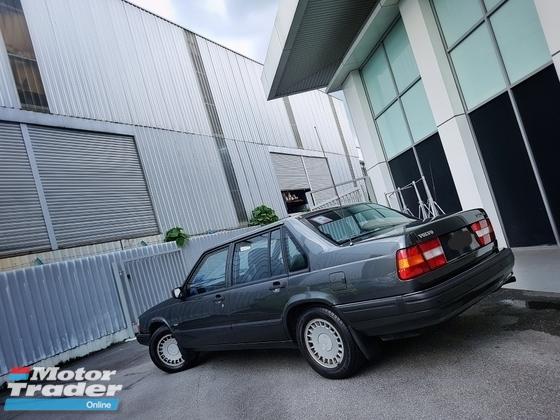 1992 VOLVO 940 GLE (A)