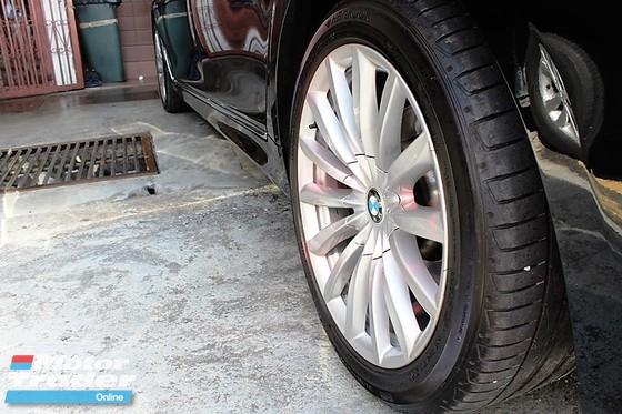 2016 BMW 7 SERIES 730Li 2.0 730i L-PACKAGE (ACTUAL YR MADE 2016)(WARRANTY TIL FEB 2021)(FULL SERVICE)(NO GST)(CBU IMPORT BARU)(LOW MILEAGE LIKE NEW)(KL CHERAS AERA)