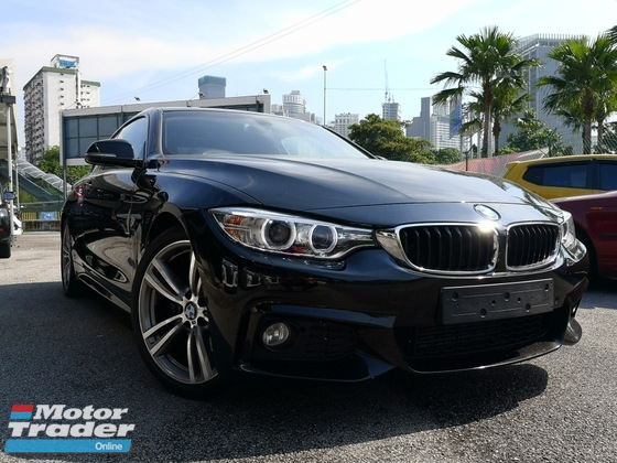 2014 BMW 4 SERIES 428i M Sport =HARMON KARDON PREMIUM SOUND SYSTEM=SUNROOF=RED NAPPA LEATHER= = NO GST == NO SST =