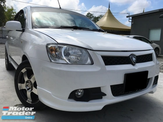 2010 PROTON SAGA 1.3 H-LINE (A) ONE OWNER BODKIT SPORT RIMS NEW TYRE ORIGINAL CONDITION