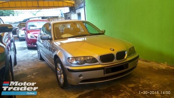 2006 BMW 3 SERIES 318I