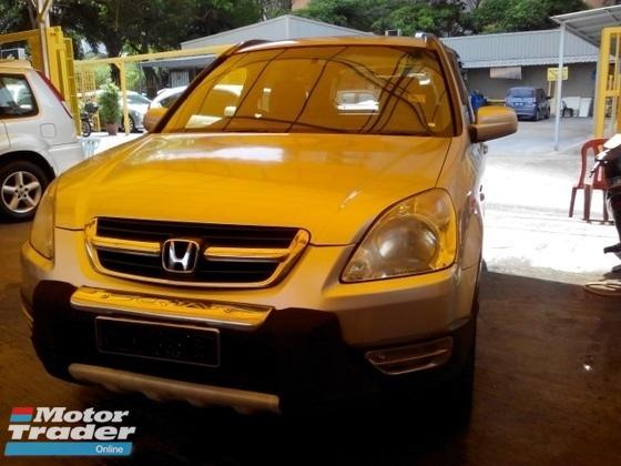 2006 HONDA CR-V CR-V