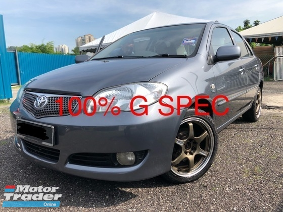 2008 TOYOTA VIOS 1.5G (AT) guarantee tip top condition