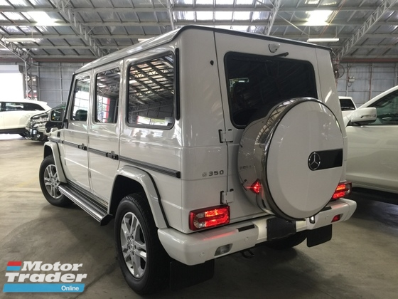 2014 MERCEDES-BENZ G-CLASS  BUETEC LUXURY PACKAGEL (DIESEL) UNREG