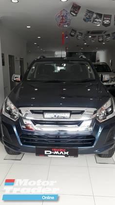 2018 ISUZU D-MAX 2.5L 4X4 DOUBLE CAB