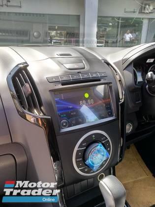 2018 ISUZU D-MAX 2018 New Isuzu D-Max Z-Prestige 2.5L 4x4 Auto