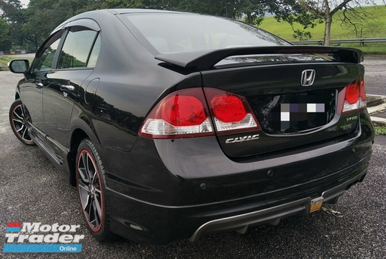 2012 HONDA CIVIC 1.8S-L (A) i-VTEC TIP TOP LIKE NEW