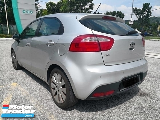 2014 KIA RIO HIGH SPEC TIP TOP ONE OWNER