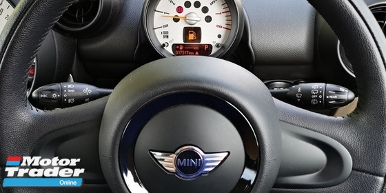 2014 MINI PACEMAN 2014 MINI PACEMAN 1.6A ALL4 JAPAN SPEC UNREG SELLING PRICE ( RM 118000.00 NEGO ) CAR BODY COPPER