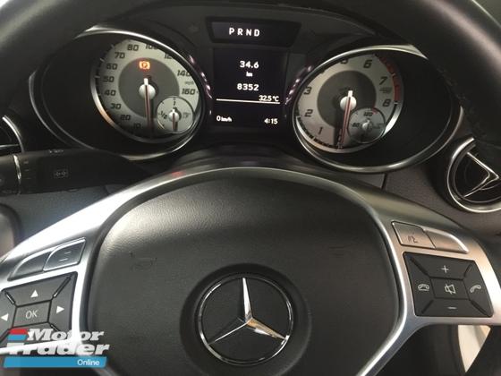 2014 MERCEDES-BENZ SLK SLK200 AMG