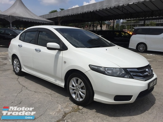 2012 HONDA CITY 1.5S RAYA SALES