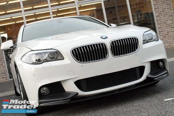 BMW F10 M performance carbon front lip  Exterior & Body Parts > Car body kits