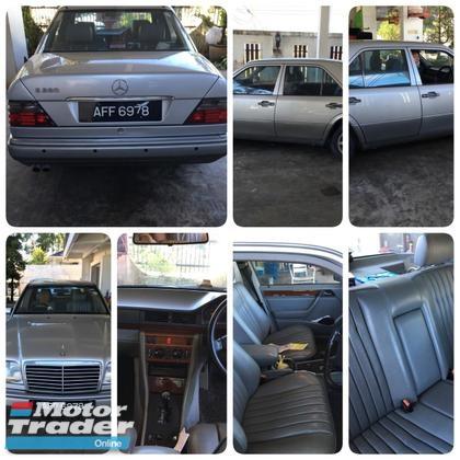 1995 MERCEDES-BENZ E-CLASS E280