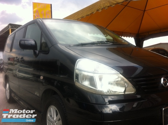 2012 NISSAN SERENA 2.0L HIGHWAY STAR,Leather Seats,Full Body Kit, Front Sensor,DVD.....