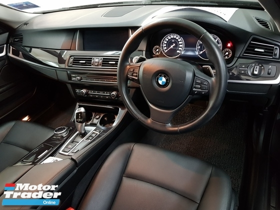 2014 BMW 5 SERIES 520I New Facelift CKD 14