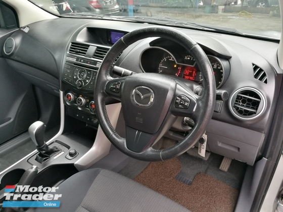 2014 MAZDA BT-50 2014 Mazda BT-50 / Ranger 2.2 (A) Full Spec