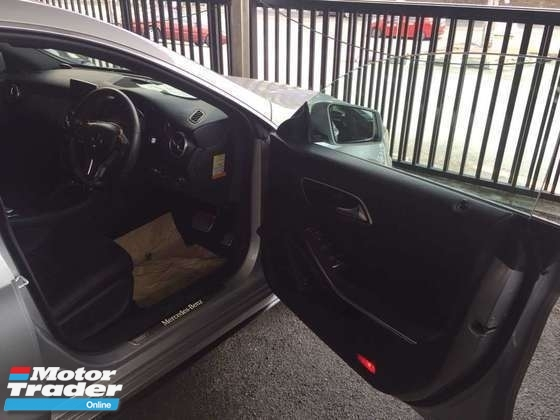 2015 MERCEDES-BENZ CLA Unreg CLA250 CLA 250 AMG sedan