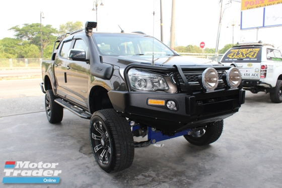 CHEVROLET COLORADO ACCESSORIES