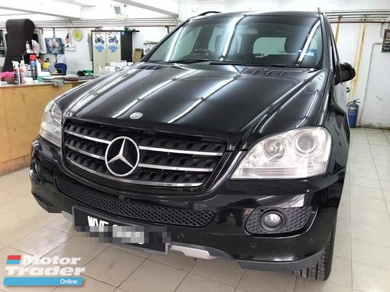 2005 MERCEDES-BENZ ML ML350