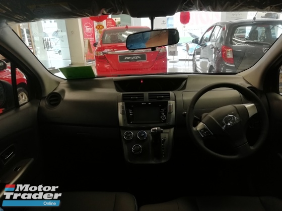 "2018 PERODUA ALZA NEW Perodua Alza 1.5cc ""RAYA RAYA PROMOSI"" & READY STOCK"