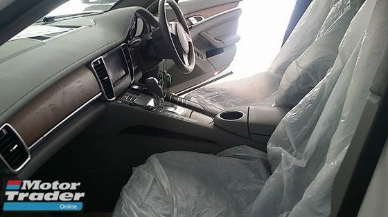 2011 PORSCHE PANAMERA UNREGISTERED V6 3.6 PDK