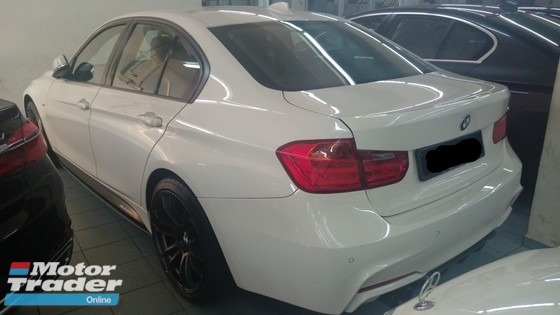 2012 BMW 3 SERIES 320I TRUE YEAR MADE 2012 GST 0 NOW FREE 1 Yr Warranty Sport Line Full M3 Kit