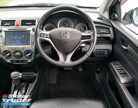 2014 HONDA CITY 1.5 (A) E PLUS TIP TOP LIKE NEW