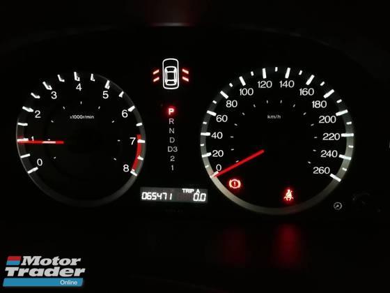 2012 HONDA ACCORD 2.0 VTI-L