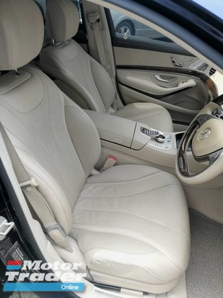 2014 MERCEDES-BENZ S-CLASS S400L HYBRID(A) LOCAL CAR