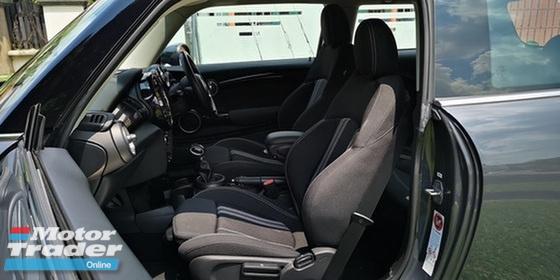 2014 MINI Cooper S 2014 MINI COOPER S 2.0A TWIN TURBO JAPAN SPEC SELLING PRICE  ( RM 153000.00 NEGO ) GREY COLOR