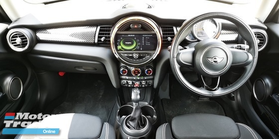 2014 MINI Cooper S 2014 MINI COOPER S 2.0A TWIN TURBO JAPAN SPEC SELLING PRICE  ( RM 153000.00 NEGO ) GREY COLOR