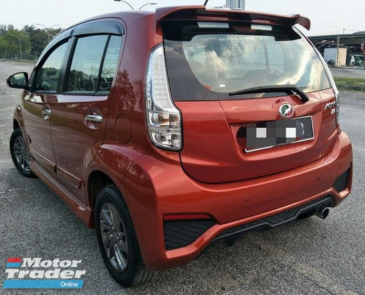 2016 PERODUA MYVI 1.5 (A) SE STILL UNDER WARRANTY