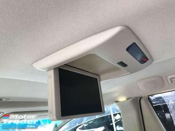 2007 TOYOTA ALPHARD 3.0 MZ G-EDITION 8 Seater