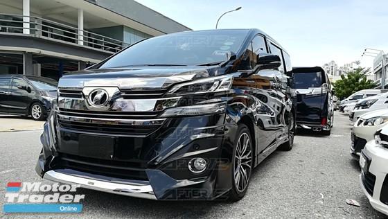 Toyota Vellfire Alphard Modellista executive louge bodykit skirting Exterior & Body Parts > Car body kits