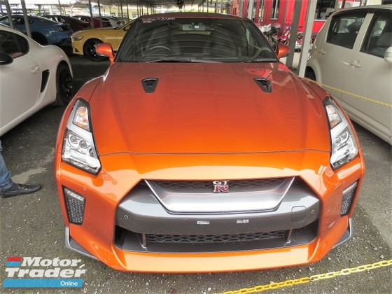 2017 NISSAN GT-R GTR 35 PREMIUM EDITION 3.8 (A) NEW MODEL