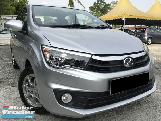 2017 PERODUA BEZZA 1.3 PREMIUM X ONE OWNER PUSH START MILEAGE 15K UNDER WARRANTY BY PERODUA