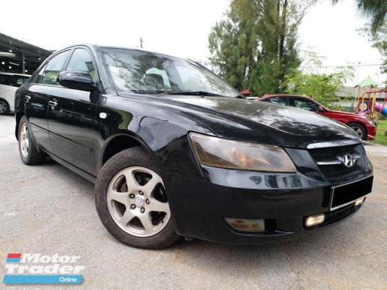 2008 HYUNDAI SONATA 2.4GL 1ST OWNER CAR BLACKLIST CTOS CRIS AKPK CAN APPLY FOR LOAN