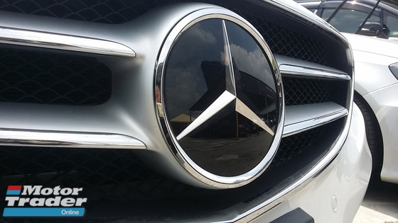 2014 MERCEDES-BENZ E-CLASS E250 AMG