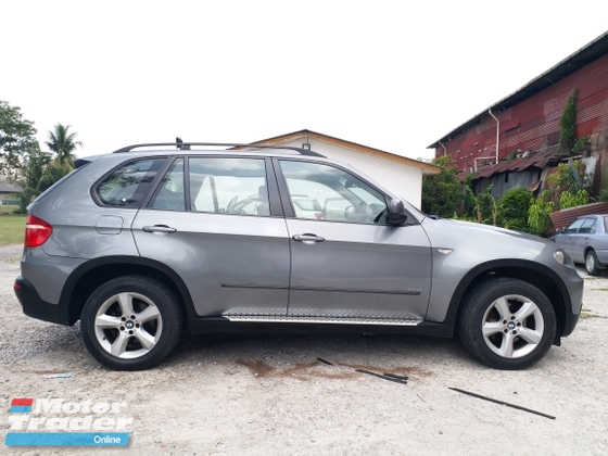 2009 BMW X5 PANAROMIC ROOF 7 SEATER LUXURY 3 WAY AIRCOND FULL SPEC 1 OWNER CAR