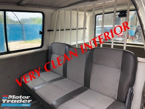 2007 NISSAN VANETTE SEMI PANEL 100% ORIGINAL APINT BUY AND DRIVE CONDITION