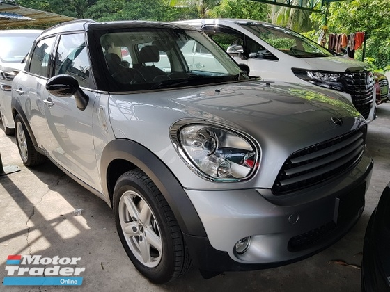 2013 MINI Countryman 1.6 Unregistered NO GST PRICE